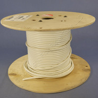 149-Foot Superior Essex White 10Gain Category 6A CMP Riser-Rated Cable 6A-272-4B