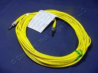 10M Leviton Fiber Optic Singlemode Simplex Patch Cable Cord ST ST SPC SPSST-S10