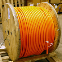 1044ft AFL 144-Fiber Armored MM Sub-Unitized Premise MicroCore Fiber Optic Cable