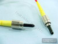 3M Leviton Fiber Optic Singlemode Simplex Patch Cable Cord FC FC PC SM PCSFC-S03