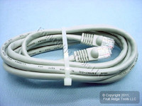 Booted Cat 5 7' Ethernet LAN Patch Cord Cable 60802