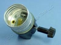 Leviton 2-Circuit Quick Wire Light Socket Lampholder Core for Dual Filament Bulb