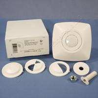 Cooper White 360° PIR Ceiling Motion Occupancy Sensor 1200 Sq Ft AHOMC-P-1200-R