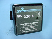 Leviton 220/380V Surge Suppressor Panel Replacement TVSS Module 2220 for 52220-IM3