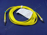 5M Leviton Fiber Optic Single-Mode Simplex Patch Cable Cord SM FC UPC UPSFC-S05
