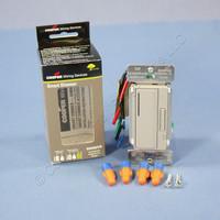 Cooper Gray Smart Master Dimmer Preset Light Switch Multi-Way 600W AIM06-GY-K