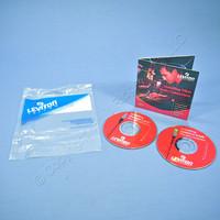 Leviton Training CD - for Installing Fiber Optic Connectors 49890-TCD