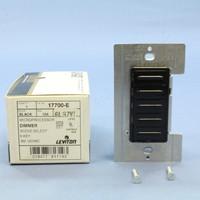 Leviton Decora MicroDim 4-Scene ON/OFF Preset Black Scene Selector Controller 5-Key 17700-E