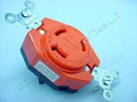 Leviton ISOLATED GROUND Twist Locking Receptacle NEMA L7-30R 30A 277V 70730-FIG