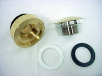 Decolav Polished Brass Removable Mounting Ring 9030-PB
