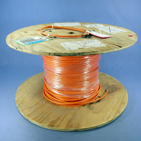 230ft AFL Single-Unit 24-Fiber Plenum MM CPC Circular Premise Fiber Optic Cable