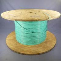 4818ft AFL Quad-Link 4-Fiber 10G 300m 3.1mm 900µm Bare Plenum Fiber Optic Cable