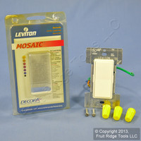 Leviton Almond Multi-Remote For Mural Touch Point Dimmer Switch MS00R-10A
