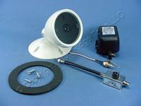 New Leviton SMC Indoor Outdoor Security Camera w/ Modulator RG59 RG6 48213-BMC