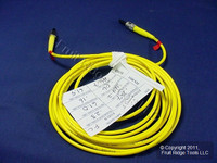 New 3M Leviton Fiber Optic Singlemode Simplex Patch Cables SM ST LC PC PCSTF-S03