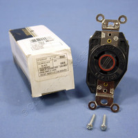 Leviton L12-20 Twist Locking Receptacle Turn Lock Outlet NEMA L12-20R 20A 3Ø 480V 2380