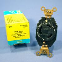 Leviton L11-30 Locking Receptacle Turn Twist Lock Outlet NEMA L11-30R 30A 250V 3Ø 71130-FR 71130