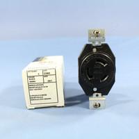 Leviton Locking L10-20 Receptacle NEMA L10-20R Twist Lock Outlet 20A 125/250V 2360 Boxed