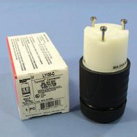 Pass & Seymour TurnLok Twist Locking Plug Connector Device NEMA L11-30R 30A 250V 3Ø L1130-C