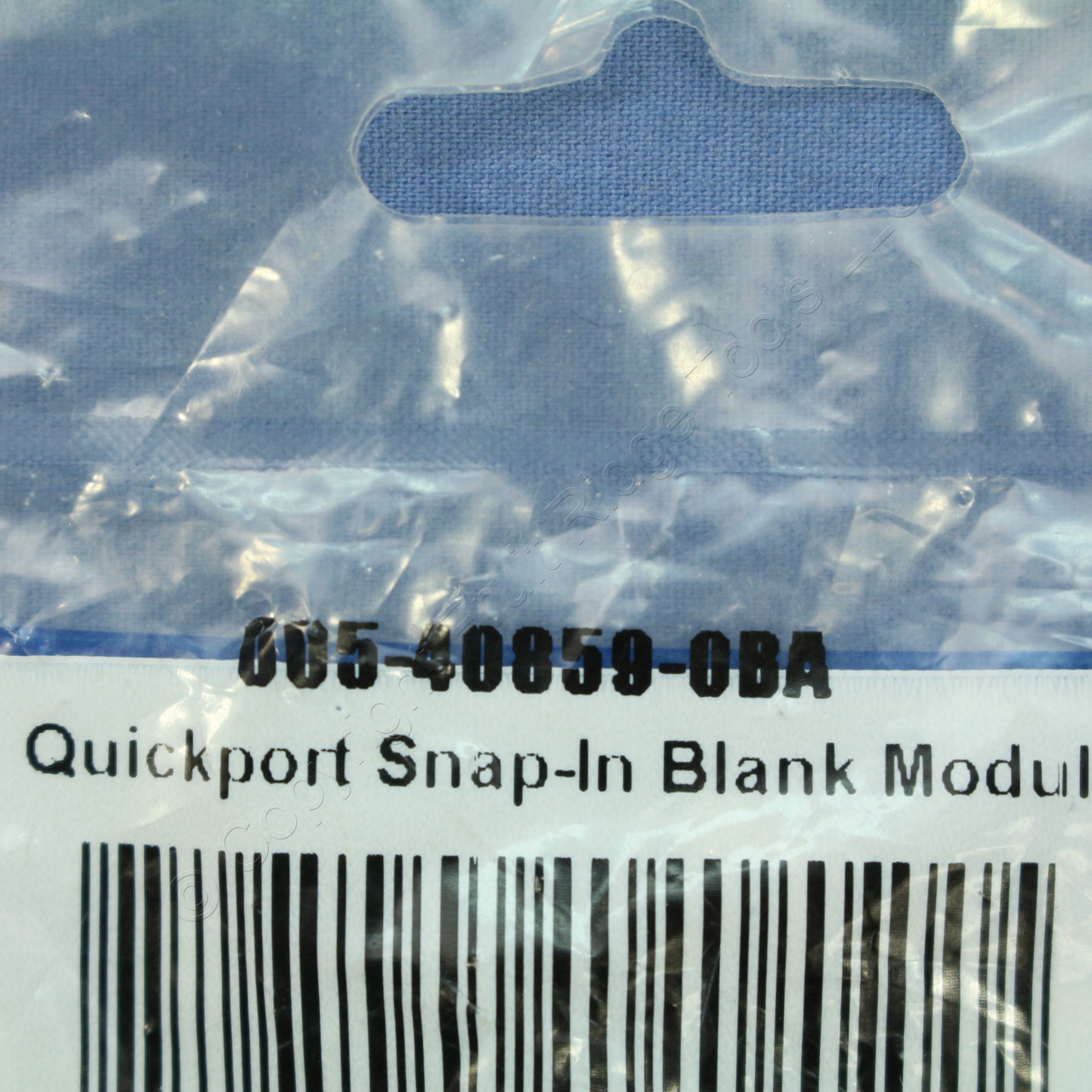 4 New Leviton Almond Quickport Snap-In 1-Port Blank Filler Cover Inserts 40859-A