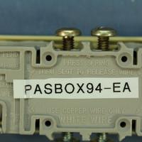 Pass and Seymour Ivory Straight Blade Decorator Receptacle Outlet NEMA 5-15R 15A 125V Bulk 885-I