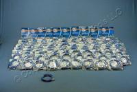 100 Leviton Blue Cat 5 3' Ethernet LAN Patch Cords Network Data Cables Cat5 52455-3BL