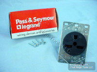 Pass & Seymour Straight Blade Receptacle 6-30 30A 250V 3801