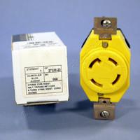 Leviton CORROSION RESISTANT L15-30 Twist Locking Receptacle Turn Lock Outlet NEMA L15-30R 3Ø 250V 30A 27CM-20