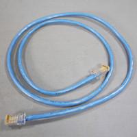 New Leviton Blue Cat 5 3 Ft Ethernet LAN Patch Cord Network Cable Cat5 52455-3L