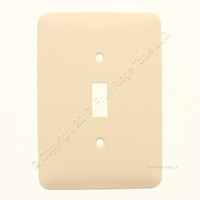 Mulberry Princess Ivory Wrinkle 1G Maxi Metal Switch Toggle Cover 79771