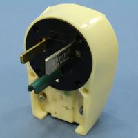 Bryant INDUSTRIAL Grade Straight Blade Angle Plug NEMA 5-50P 50A 125V 9550-ANP