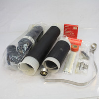 New 3M QS-II Molded Rubber Splice Tap Wire Shield Indoor/Outdoor Direct Burial 5505