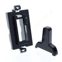 New Cooper Black Polycarbonate Color Change Kit for TAL06P Dimmer Switch TCK1-BK
