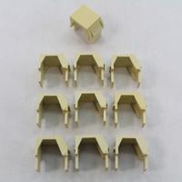 Pass & Seymour Ivory High Impact Flame Retardant Plastic Blank Keystone Insert WP3455-IV