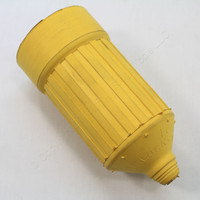 New Pass & Seymour Yellow Protective Boot For 20 Amp Locking Connector CRL20RBC