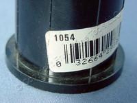 Cooper Wiring Devices Black Phenolic Light Socket Lamp Holder Extension Medium Base 1054