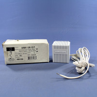 Cooper Linea Electronic Power Supply White Plug-In 120V In 12V Out 60VA LV50112012P