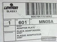 Leviton Monet Small Decora Adapter Plate MN0SA