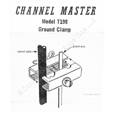 Shop New Channel Master Bonding Conduit Coaxial Cable Wire