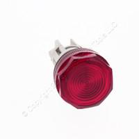 Cutler Hammer Red Mounting Indicating Pilot Light NO BRACKET 120B Bulk E22HL2X8