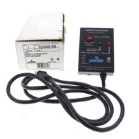 Leviton- BLACK TVSS Remote Supervisor