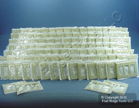 100 Leviton Ivory Decora 3-Gang Wallplates GFCI GFI Cover Face Plate 80411-I