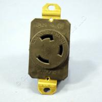 Pass & Seymour Locking Receptacle NEMA L5-30R L5-30 Twist Lock Outlet Turnlok 30A 125V L530-R