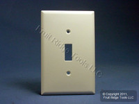 25 Cooper White LARGE Switch Covers Wallplates 2034W