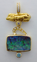 Yurarta Alaskan Gold Nugget