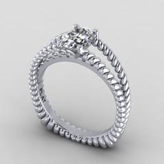 Custom Made Ring for Jonathan Bradish
