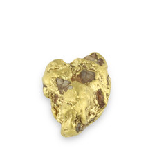 3.4 DWT RAW ALASKA GOLD NUGGET