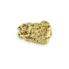 2.5 DWT RAW ALASKA GOLD NUGGET