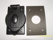 7420 20A & 30A Twist Lock Receptacle Weatherproof Cover