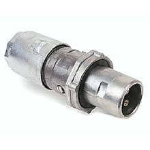 APJ6485 Crouse Hinds Pin and Sleeve Receptacle, AR Arktite Plug 60 Amp 4-Pole
